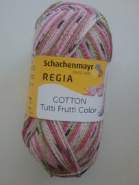 Regia Cotton Tutti Frutti Color~ draken fruit - 2419