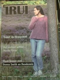 Tijdschrift  Trui , herfst  2015 1