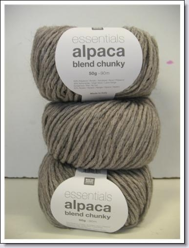 Alpaca blend chunky 383.158.003