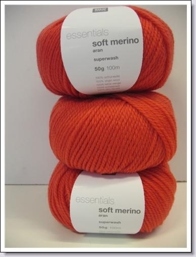 Essentials Soft Merino 383.009 006