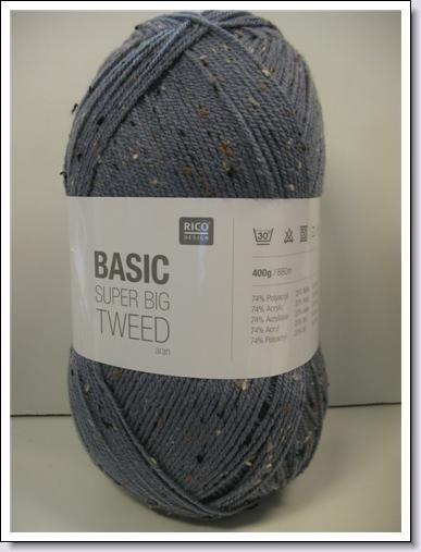 Basic Super Big Tweed 003