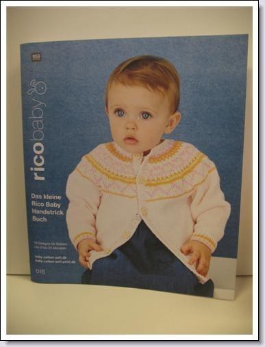 Patroonboek , baby/kind 016