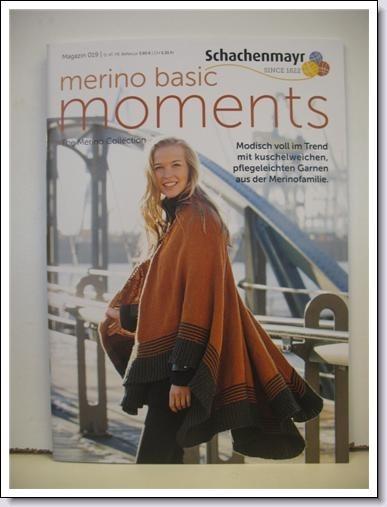 Magazine 019 Merino Basic Moments