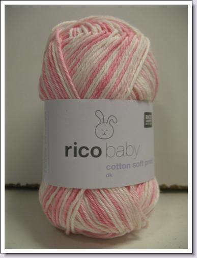 Rico Baby Cotton Soft print dk 001