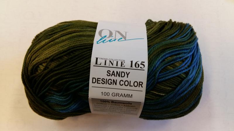 Sandy Design Color , Linie 165 - Online  . 321