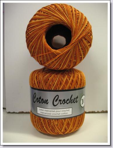 Coton Crochet 10 - 413
