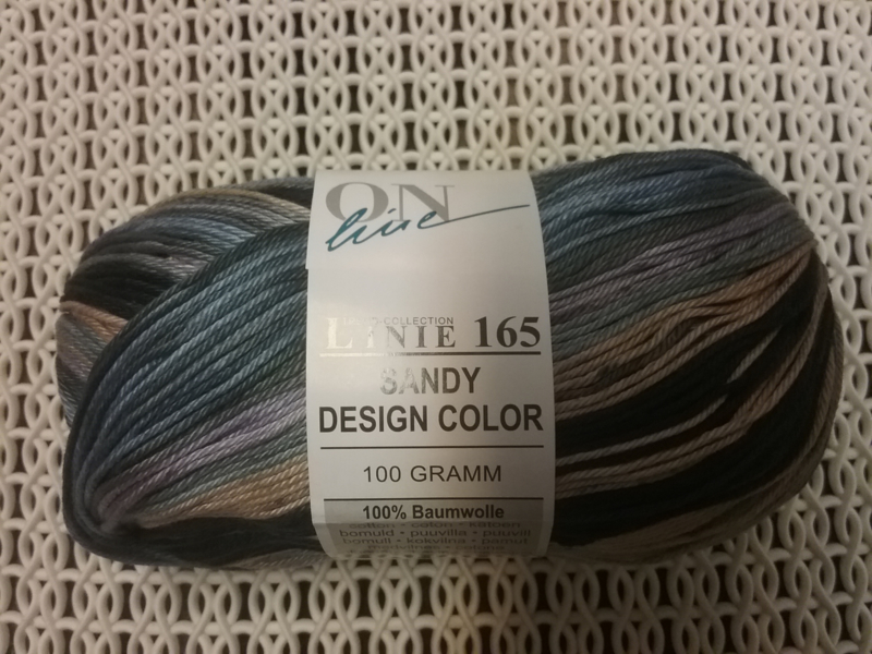 Sandy Design Color , Linie 165 - Online  . 342