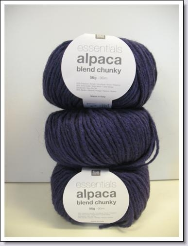 Alpaca Blend chunky 383.158.010