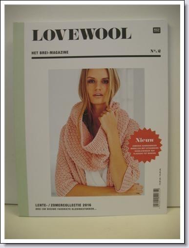 Patroonboek Rico Design Love Wool nr.02