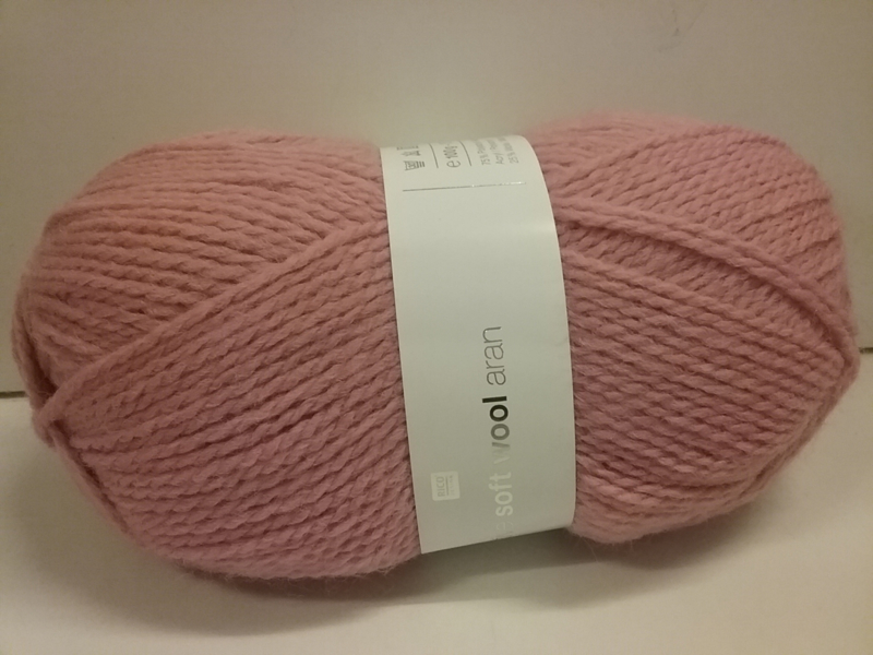Creative Soft Wool aran 012