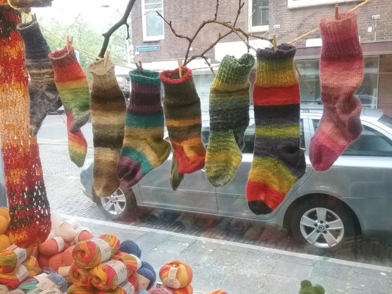 sokkenbreicursus begint op 6 september