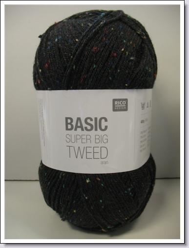 Basic Super Big Tweed 004