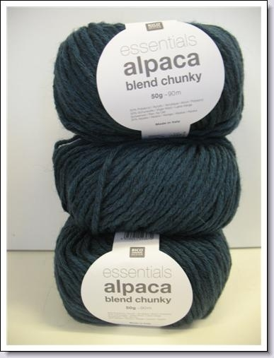Alpaca blend chunky 383.158.011