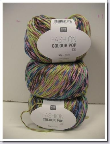 Katoen ~ Fashion Colour Pop 383.136.005
