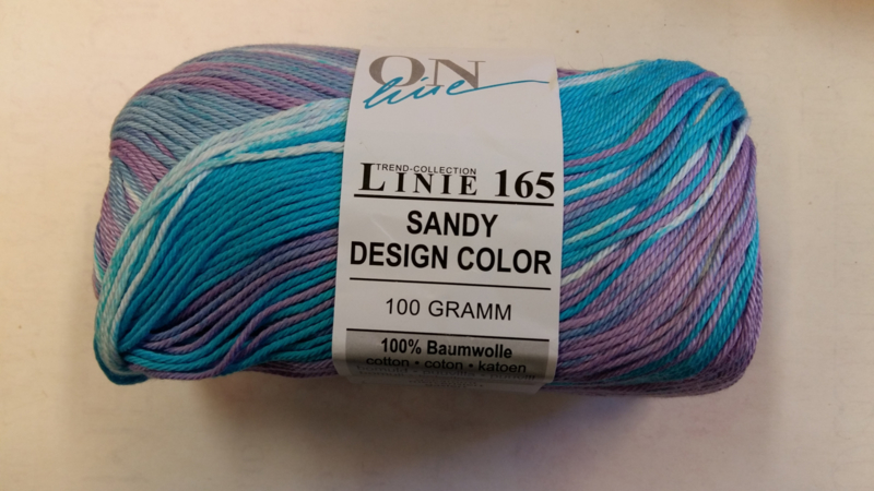 Sandy Design Color , Linie 165 - Online  . 317