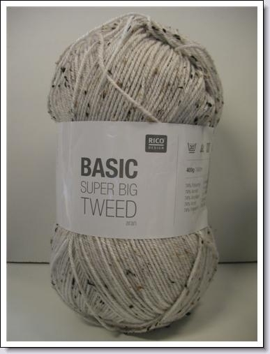 Basic Super Big Tweed  001