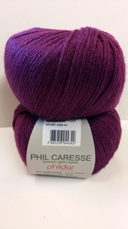 Phil Caresse  ~ Aubergine