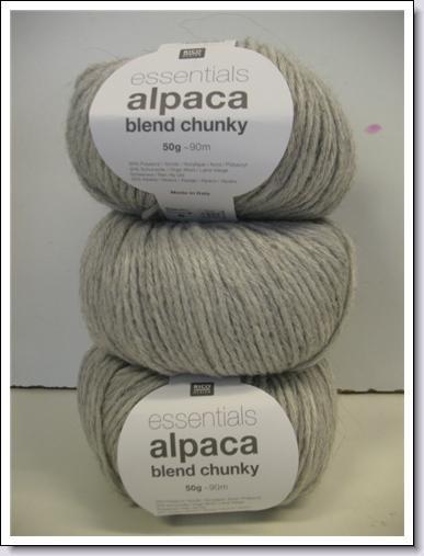 Alpaca blend chunky 383.158.006
