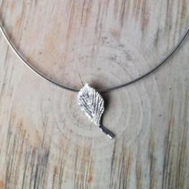 Silver pendant pilania - Zilveren hanger pilania