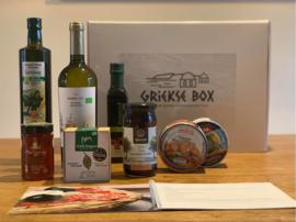 Griekse box