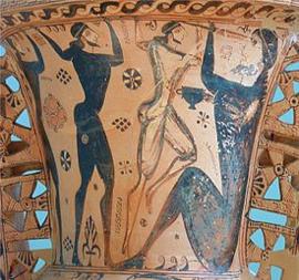 Blog: onze rode Griekse wijn Kanenas en de Griekse mythologie