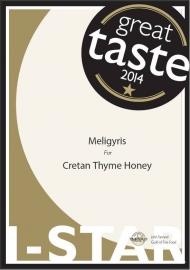 Kretenzische thym honing