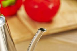 Mooie olijfolie kan rvs voor 450 ml olijfolie Nr2