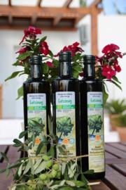 3 Flessen a  750 ml Latzimas  griekse biologische olijfolie extra vierge