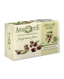 Aphrodite pure olijfolie zeep,100g