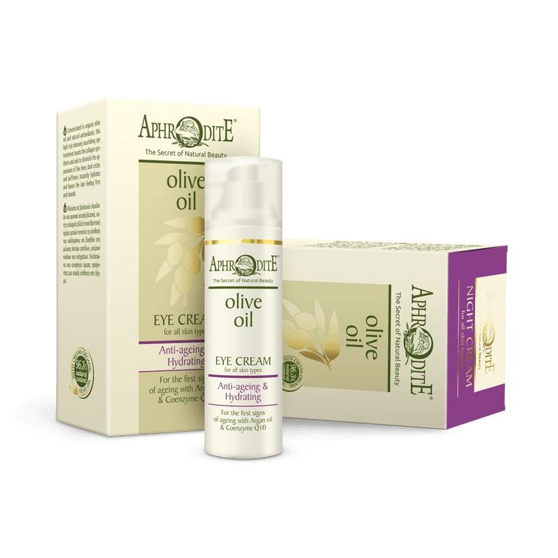 Aphrodite  anti-ageing en hydraterende oogcreme