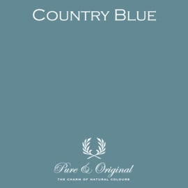 Traditional Waterbased matt - Country Blue