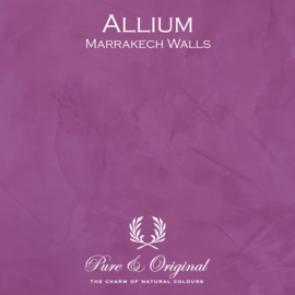 Marrakech Walls - Allium
