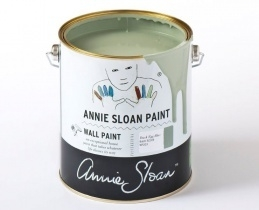 Annie Sloan Wallpaint - kleur Duck Egg Blue