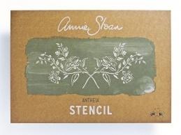 Annie Sloan Stencil - Antheia