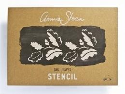 Annie Sloan Stencil - Oak Leaves