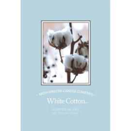 Bridgewater Candle Company - Geurzakje - White Cotton