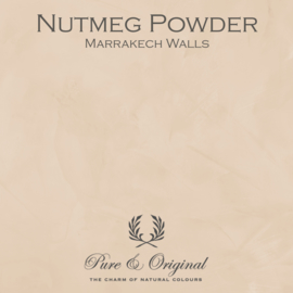 Marrakech Walls - Nutmeg Powder
