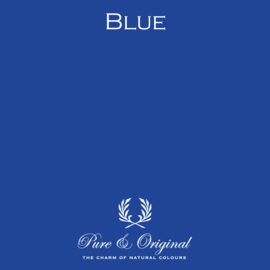 Traditional Waterbased matt - Blue