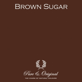 Pure&Original - Brown Sugar