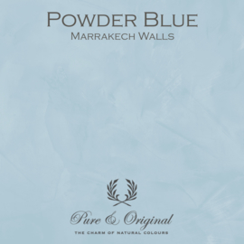Marrakech Walls - Powder Blue