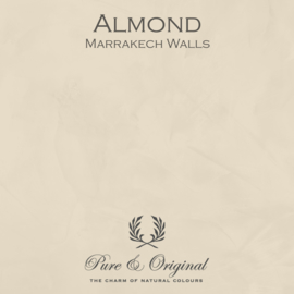 Marrakech Walls - Alomond