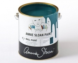 Annie Sloan Wallpaint - kleur Aubusson Blue