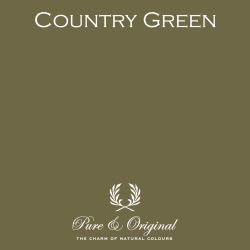Pure&Original - Country Green