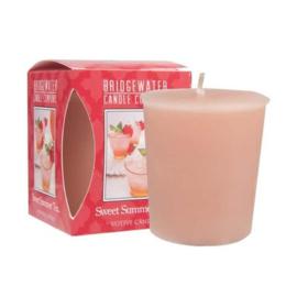Bridgewater Candle Company - votive geurkaars - Sweet Summer Tea