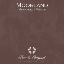 Marrakech Walls - Moorland