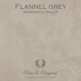 Marrakech Walls - Flannel Grey