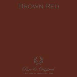Pure&Original - Brown Red