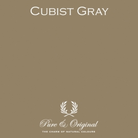 Pure&Original - Cubist Gray
