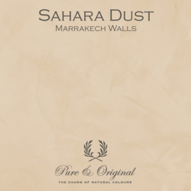 Marrakech Walls - Sahara Dust