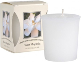 Bridgewater Candle Company - votive geurkaars - Sweet Magnolia